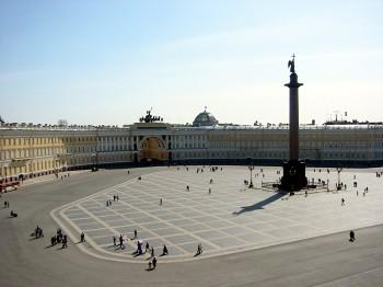Petersburg-square