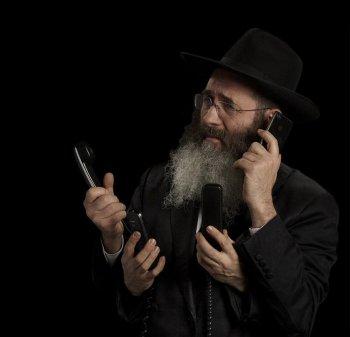"""""""Où est passé le messie?"""" Le rabbin habad de Neuilly, Zaoui."""